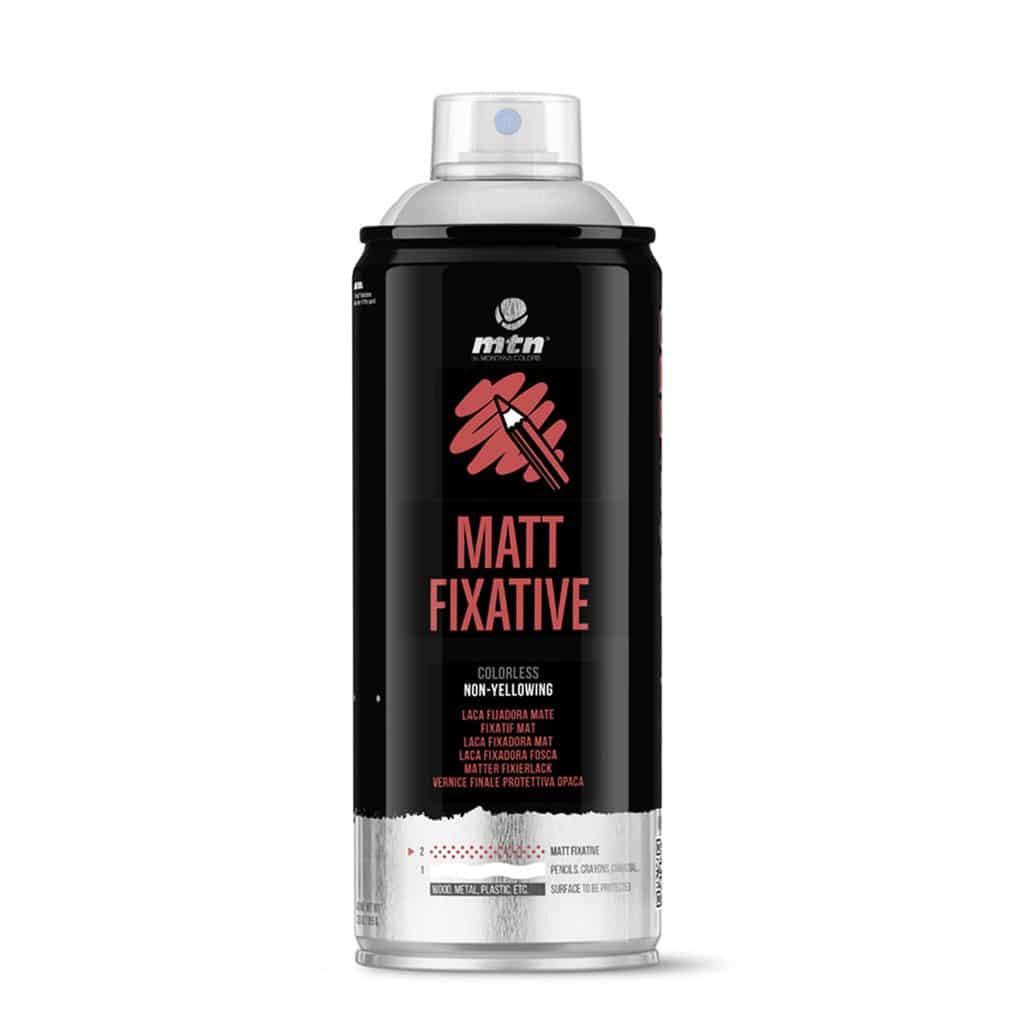 פיקסטיב בגימור מט | Matt Fixative