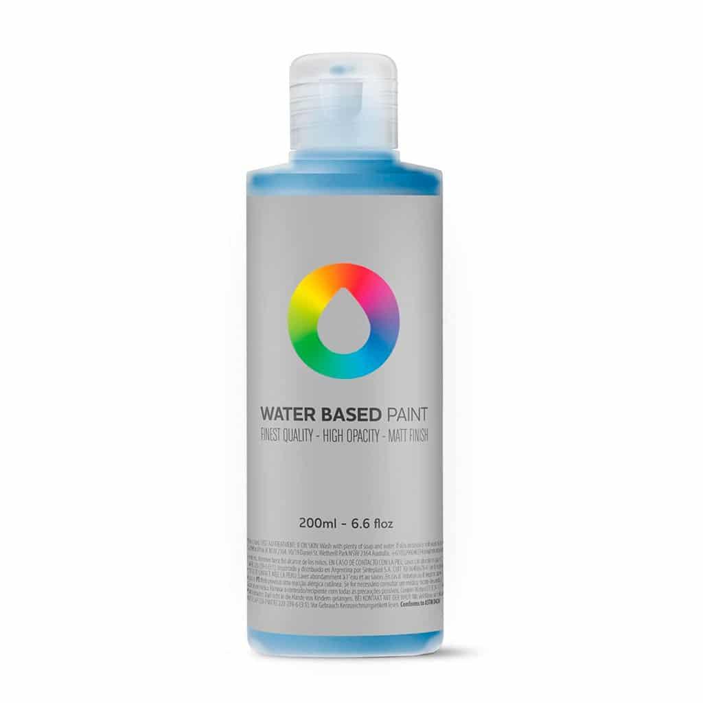 בקבוקוני מילוי על בסיס מים Water Based Paint Refills