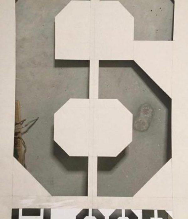 עיצוב בר קיימא - סטודיו טראשיק - ספריי צבע 024